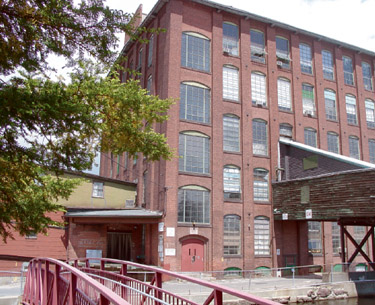 Indian Orchard Mills Workshop